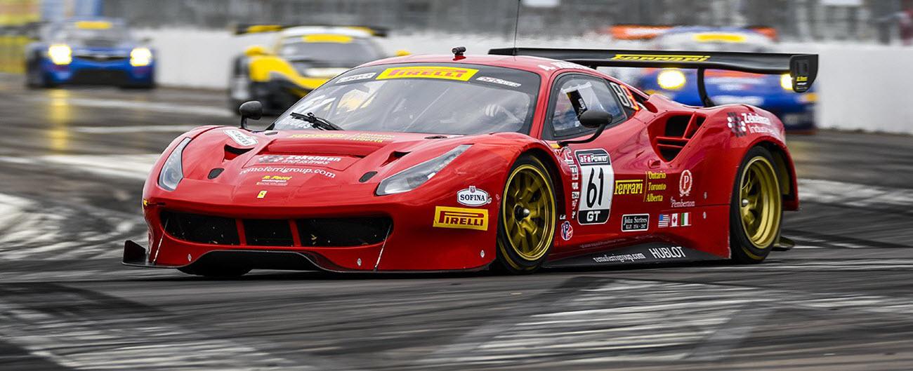 R. Ferri Motorsport 5