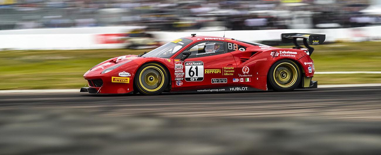 R. Ferri Motorsport 6