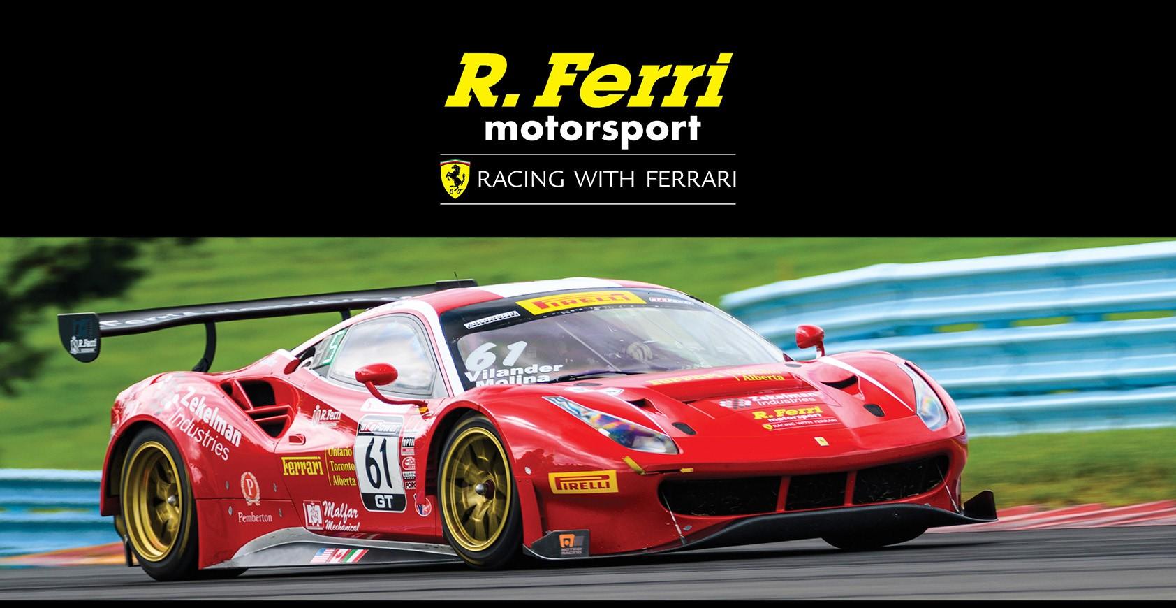 A Premier Ferrari Team